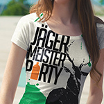 Jägermeister Party T-Shirt